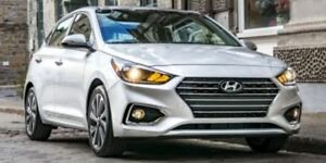 2018 Hyundai Accent GL Front Wheel Drive