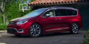 2017 Chrysler Pacifica TOURING-L PLUS Navigation (GPS),  Rear DV