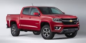 2016 Chevrolet Colorado 4X4 CREWCAB LT Accident Free,  Navigatio