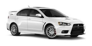 2015 Mitsubishi Lancer Evolution GSR FINAL EDITION Accident Free