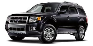 2012 Ford Escape 4WD XLT LEATHER Refinance Now! $119 b/w $0 Down