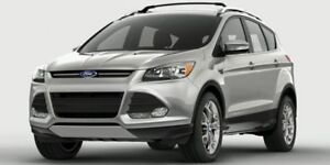 2015 Ford Escape Titanium 1.9%!! Free Extended Warranty!!