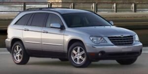 2007 Chrysler Pacifica TOURING   EVERY OPTION   SUNROOF   HEATED