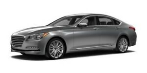 2016 Hyundai Genesis ALL WHEEL DRIVE Navigation (GPS),  Leather,