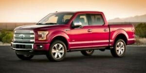 2015 Ford F-150 XLT Sport SuperCrew with Rims and Level Kit