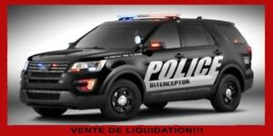2018 Ford Police Interceptor Utility EXPLORER