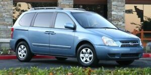 2008 Kia Sedona LX Accident Free,  Rear DVD,  3rd Row,  A/C,