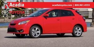 2014 Toyota Matrix Convenience Pkg
