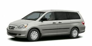2007 Honda Odyssey Touring Two owner vehicle, Very clean, Cle...
