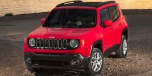 2017 Jeep Renegade Altitude Demo