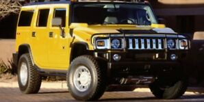 2006 HUMMER H2 4WD |SUNROOF | REAR ENTERTAINMENT SYSTEM|