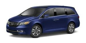 2014 Honda Odyssey TOURING 3.5L V6 Navigation (GPS),  Rear DVD,