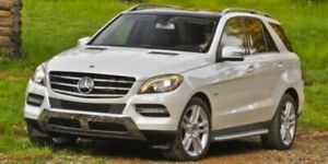 2014 Mercedes Benz M-Class ML 350 BlueTEC
