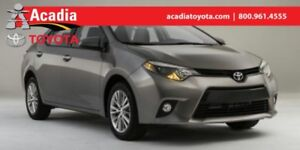 2014 Toyota Corolla LE **NO PAYMENTS UNTIL SPRING**