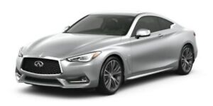 2017 Infiniti Q60 2.0t AWD IMMACULATE NICE COUPE LOW KM