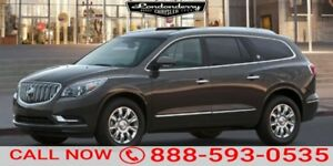 2014 Buick Enclave Navigation (GPS),  Rear DVD,  Leather,  Heate