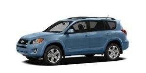 2011 Toyota RAV4 Limited 4WD Limited+Leather+Sunroof