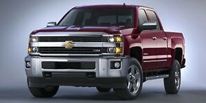 2017 Chevrolet Silverado 3500HD Diesel,  Rear DVD,  3rd Row,  Ba