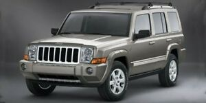 2007 Jeep COMMANDER Limited For Sale Edmonton