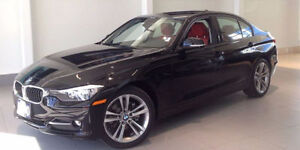 2014 BMW 320i xDrive Sport Package Sedan Lease Takeover