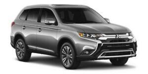 2019 Mitsubishi Outlander ES AWD ES AWC PREMIUM PACKAGE , HEATED