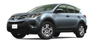 2015 Toyota RAV4 LE Accident Free,  Bluetooth,  A/C,  Accident F