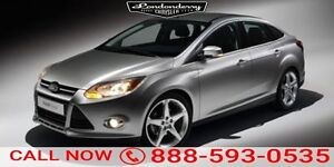 2012 Ford Focus SEL Finance $89 bw