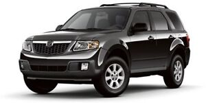 2010 Mazda Tribute 4WD GT Leather,  Sunroof,  Bluetooth,  A/C,