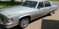 1987 Cadillac Brougham D'elegance - Orig. Paint / Leather int.
