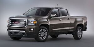2016 GMC Canyon 4WD CREWCAB SLE Accident Free,  Back-up Cam,  Bl
