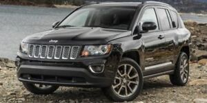 2015 Jeep Compass NORTH 4X4 Accident Free,  Leather,  Heated Sea