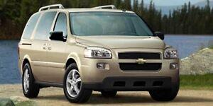 2008 Chevrolet UPLANDER LS For Sale Edmonton