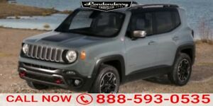 2018 Jeep Renegade TRAILHAWK 4X4 9-SPD