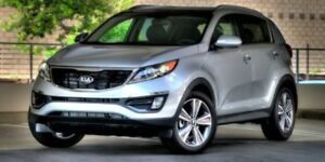 2015 Kia Sportage AWD EX Heated Seats,  Back-up Cam,  Bluetooth,