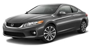 2013 Honda Accord Cpe EX-L AUTO NAV LEATHER ROOF V6