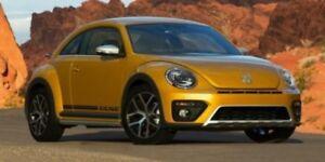 2017 Volkswagen Beetle Coupe Dune