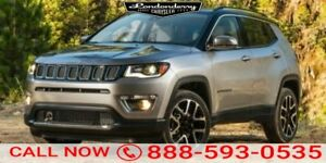 2018 Jeep Compass 4X4 SPORT            Air Conditioning  Touchsc