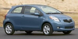 2007 Toyota Yaris H/BACK,AIR COND.