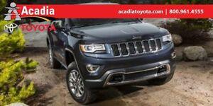 2017 Jeep Grand Cherokee GRAND CHEROKEE LAREDO