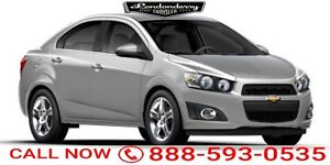 2014 Chevrolet Sonic LT HATCHBACK Bluetooth,