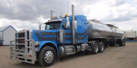 Professional Truck Driver needed for Calgary