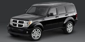 2007 Dodge NITRO SE For Sale Edmonton