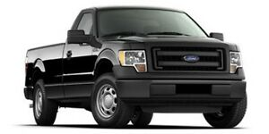 2013 Ford F-150 4WD REGCAB SXT Accident Free,  A/C,