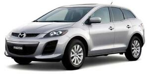 2012 Mazda CX-7 AWD GSL Accident Free,  Leather,  Sunroof,  Heat