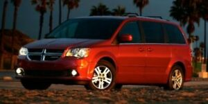 2015 Dodge Grand Caravan REAR STOW AND GO Accident Free,  A/C,