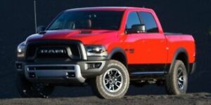2015 Ram 1500 4WD CREW CAB REBEL Accident Free,  Navigation,  He