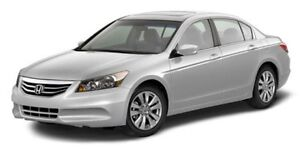 2011 Honda Accord Sedan ACCORD EX-