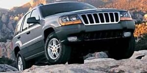 2003 Jeep Grand Cherokee Limited 4.7L V8 - Only 53,000km, Leathe