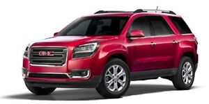 2013 GMC Acadia SEL ALL WHEEL DRIVE Accident Free,  Navigation (
