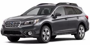 2016 Subaru Outback VUS - Transfert de location